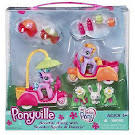 MLP Daisyjo Scootin' Along Accessory Playsets Ponyville Figure