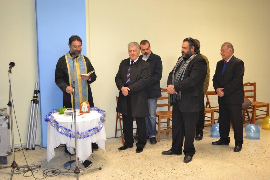 Έγιναν τα εγκαίνια της νέας αίθουσας του Συλλόγου Κυκλαδιτών & Ευβοιωτών Αγ. Δημητρίου  Αττικής