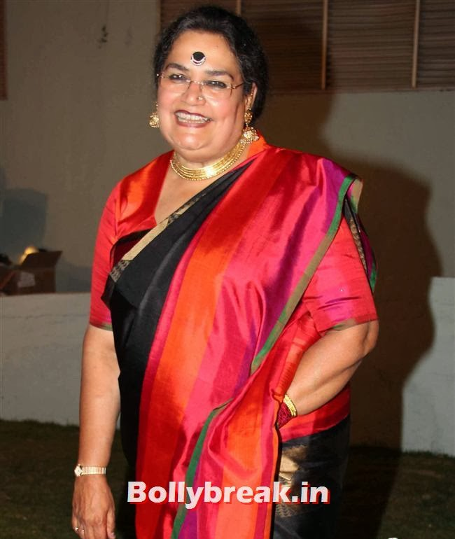 Usha Uthup, Hot Celebs Grace the Celebrity Cricket League 4 Press Meet