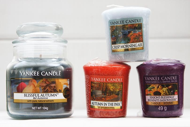 Yankee Candle USA - jak za oceanem pachnie jesień?
