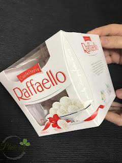 Kẹo dừa Raffaello Nga - Hương vị ngọt ngào xứ Bạch Dương