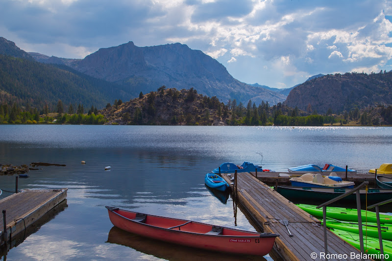 Gull Lake June Lake Loop Self-Guided Photography Tour of Mammoth Lakes