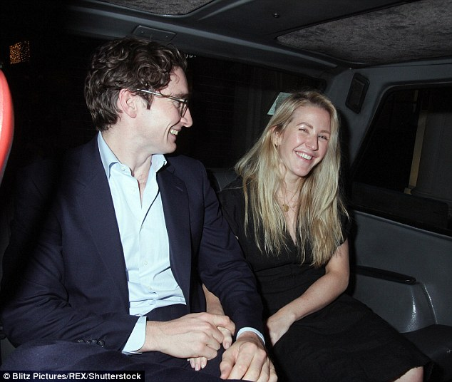 Ellie Goulding and Caspar Jopling announce their engagement after dating for 18-months