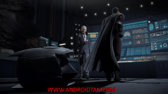 Batman The Telltale Series Mod Apk Data Latest Version