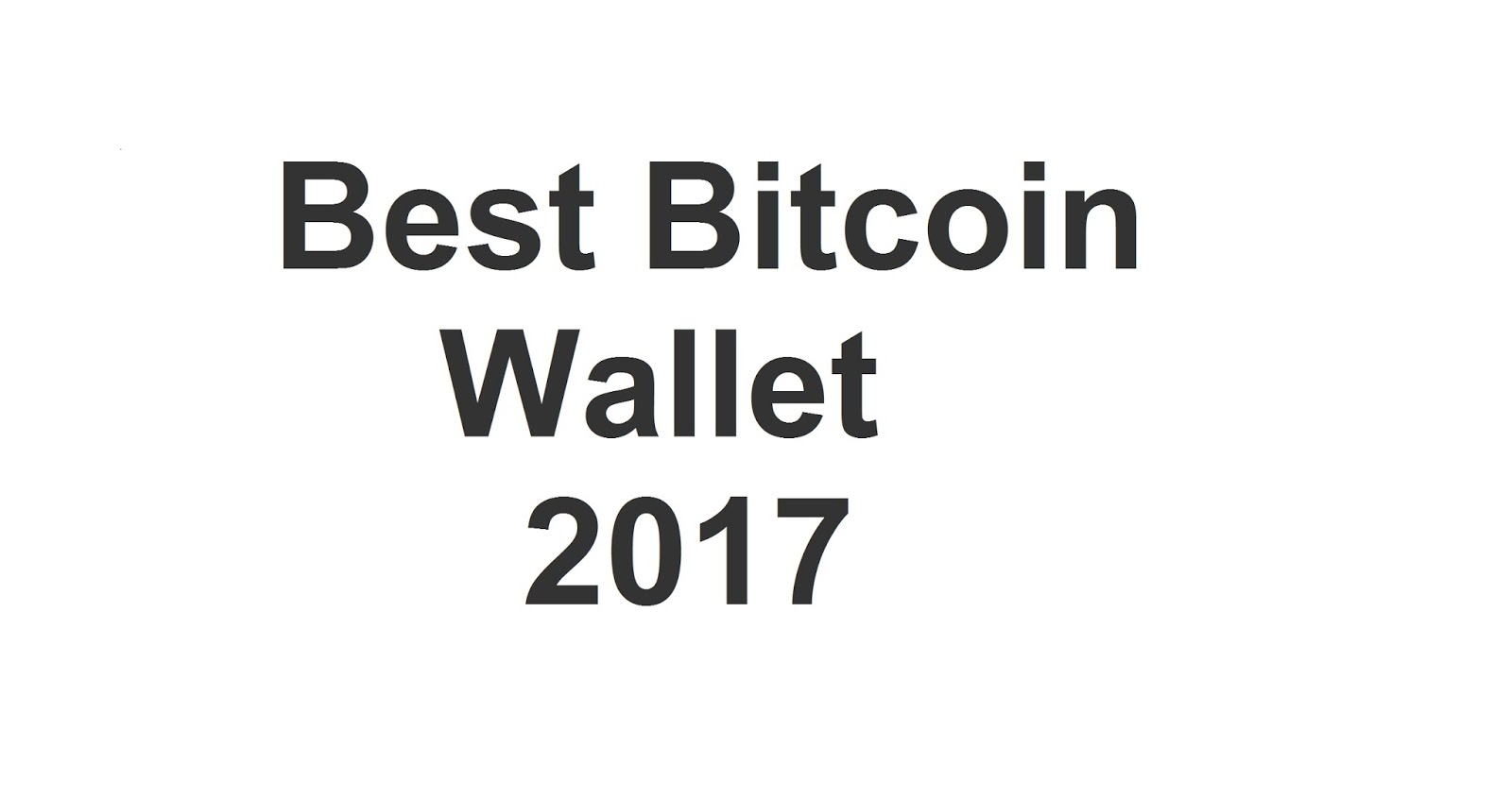 Online Best Bitcoin Wallet And Its Details In Urdu
