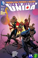 Os Novos 52! Liga da Justiça Unida #6