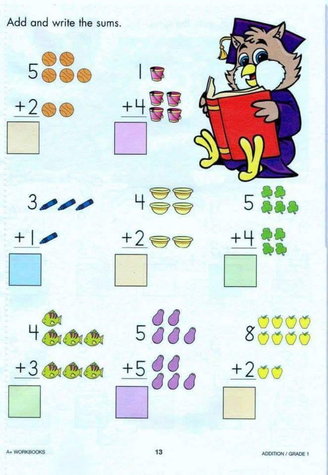كتاب المعاصر للصف الثالث الابتدائى math