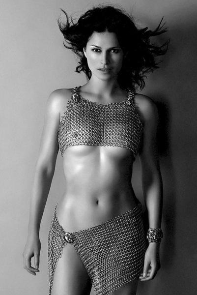 Naked Aquarius Women 62