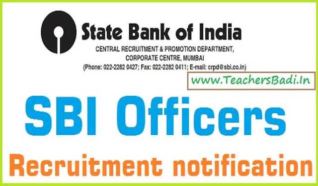 SBI,Officers,Recruitment