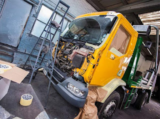 Commercial Vehicle Painters