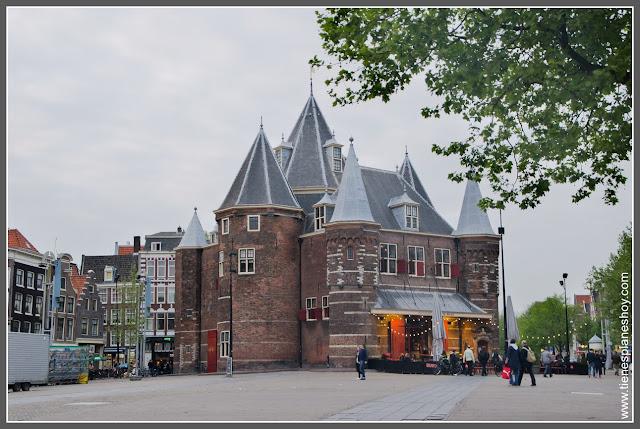 Waag Amsterdam (Países Bajos)