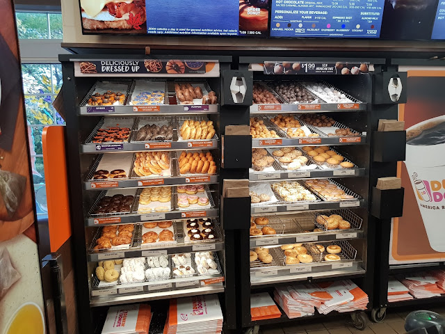 Dunkin Donuts a Lincoln
