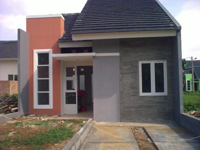 teras rumah minimalis type 36/72 terbaru
