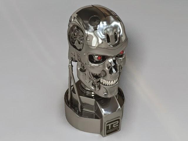 Free Terminator 3D models