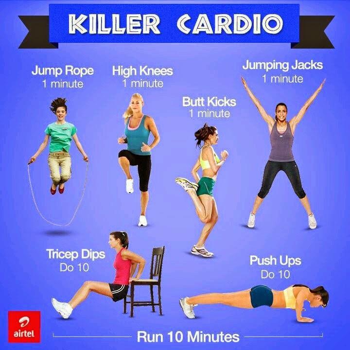 Cardio Workout: Maximizing Your Cardio Workout
