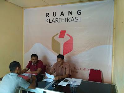 Posting Kampanye Cagub, Panwaslu Bandarlampung Usut Oknum ASN di Lingkungan Pemkot
