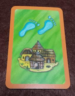 ジャングルマーケット 村カード