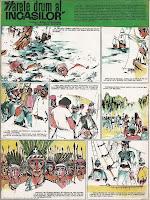 desene benzi desenate incasi marele drum azteci mihai sinzianu cutezatorii revista comics romania