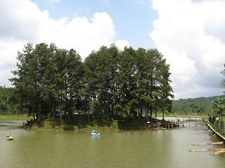 Objek Wisata Alam Situ Wanayasa Purwakarta