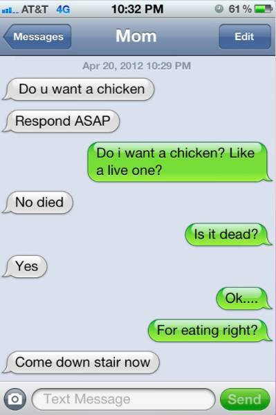 Texting Shouldn't Always Go This Bad (29 pics).