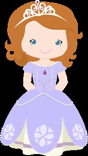 Clipart de Princesa Sofía Bebés.