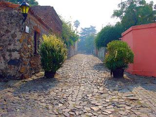Colonia Del Sacramento: Ruas Estreitas de Pedra