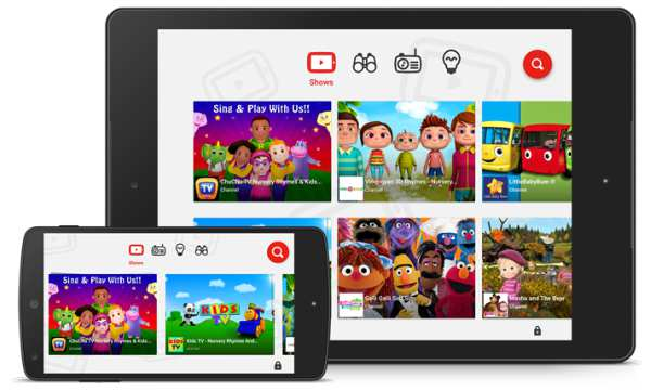 YouTube Kids App in India For Child-Friendly Content With Parental Controls