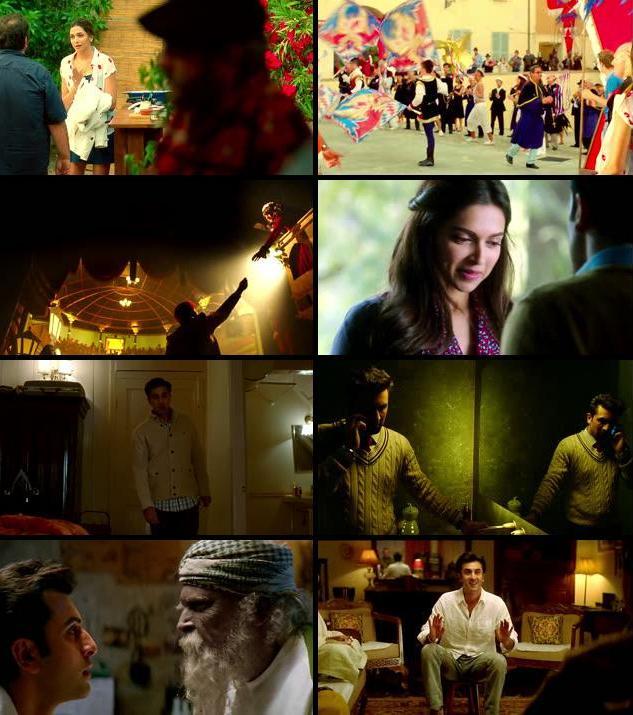 Tamasha 2015 Hindi 480p DVDRip 350mb