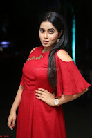 Poorna in Maroon Dress at Rakshasi movie Press meet Cute Pics ~  Exclusive 48.JPG