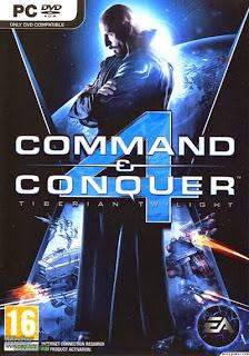 تحميل لعبة Command and Conquer 4: Tiberian Twilight النسحة الكاملة للكبيوتر مجاناً