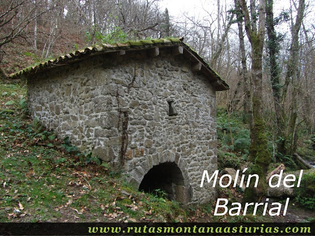 Molín del Barrial