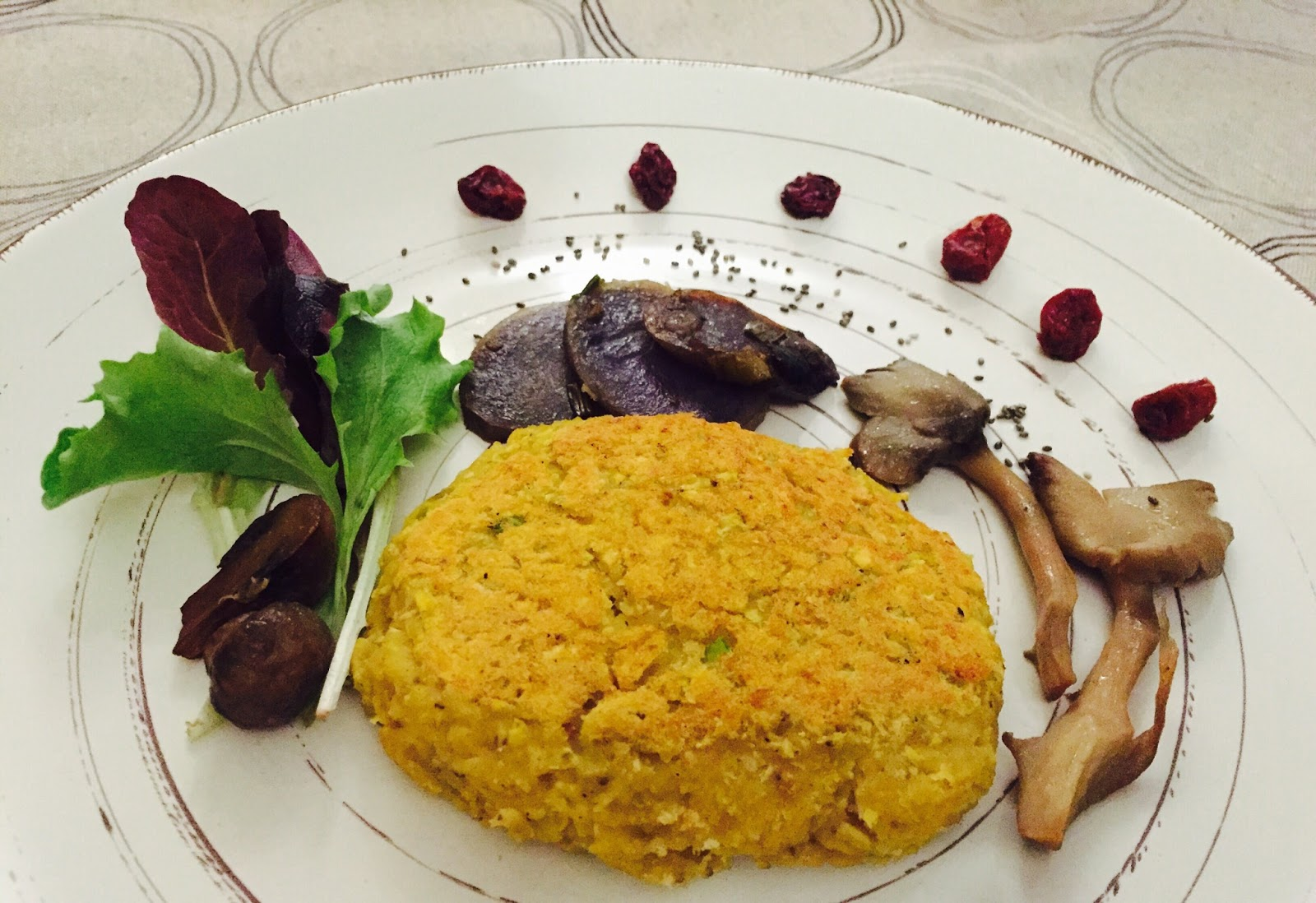 Hamburger vegetariano di lenticchie rosse decorticate for Cucinare vegetariano