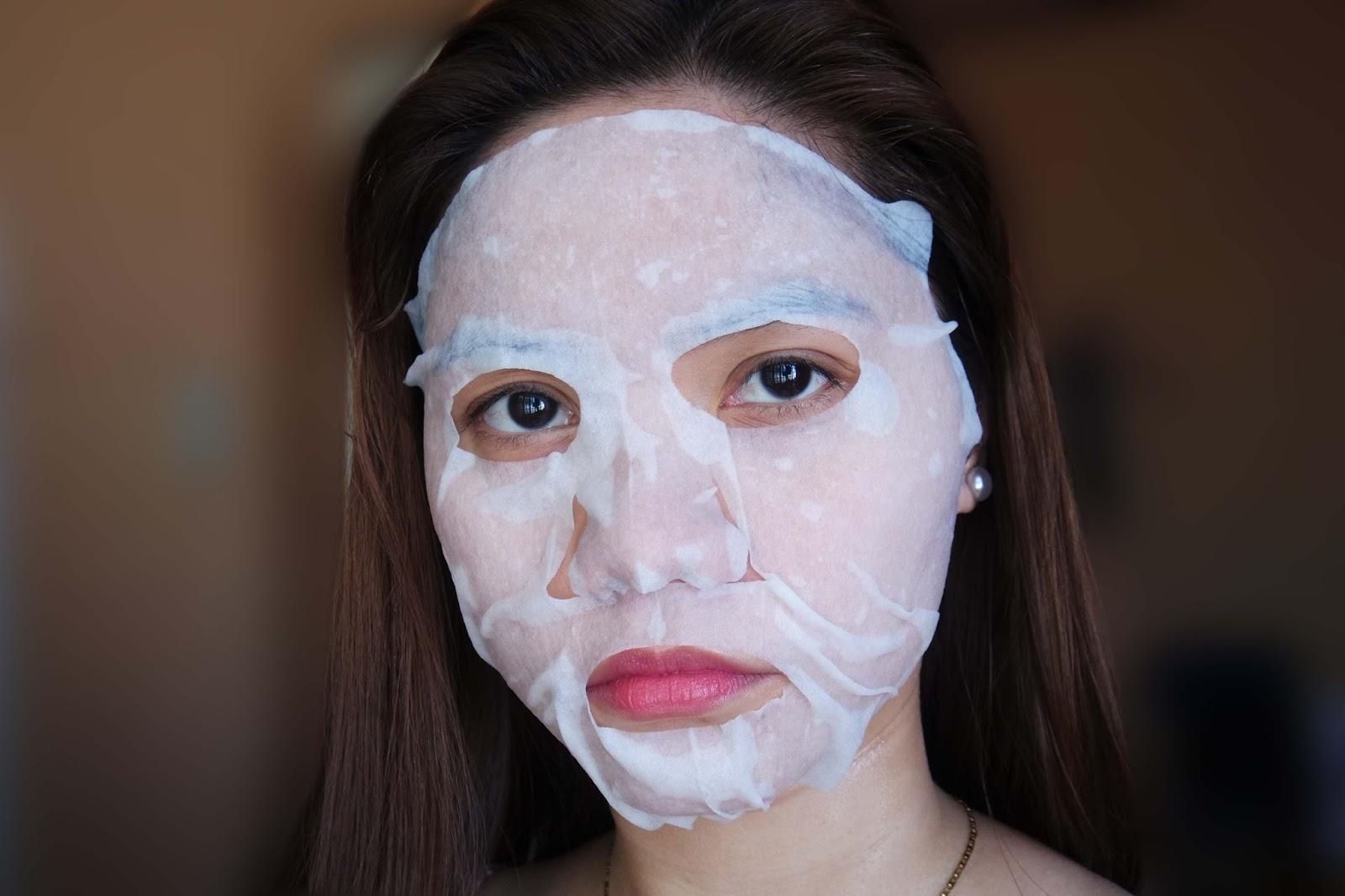 Hadabisei facial mask