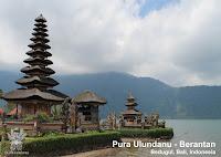 Paket Tour Overland Malang Bali - Pura Ulundanu