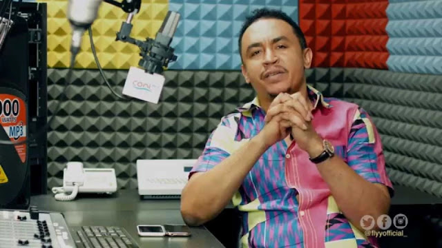 I once prayed for my enemy to die – Daddy Freeze