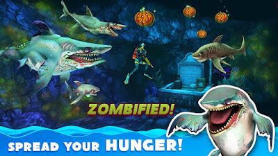 Hungry Shark World Apk MOD