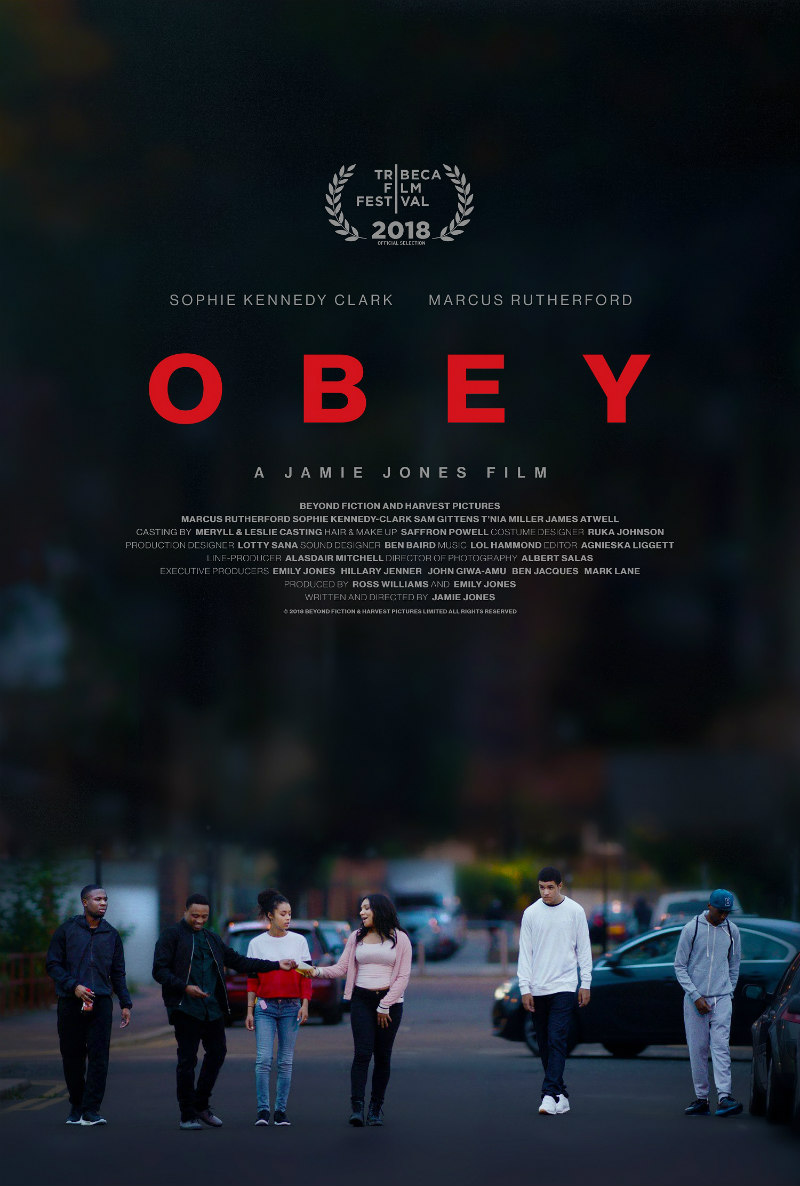 obey 2018 film poster