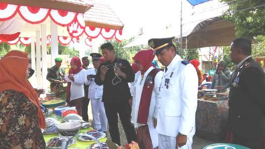 Memory Pesta Kuliner Kemerdekaan ke 72, Di Bontosikuyu