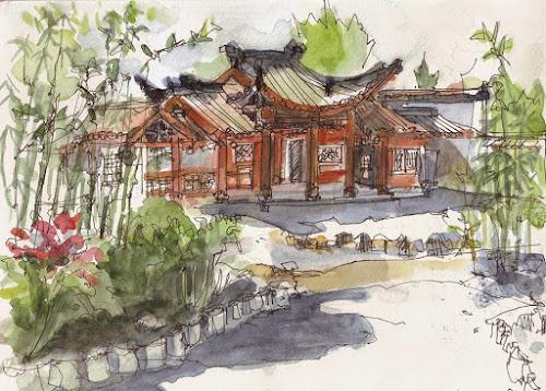 seattle chinese garden - Seattle Chinese Garden