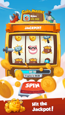 Coin master 3.5.8 Mod Apk With Unlimited Gold And Diamonds