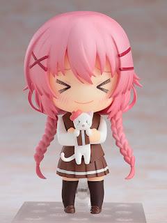 "Figuras: Galería del Nendoroid Kaoruko Moeta de ""Comic Girls"" - Good Smile Company"