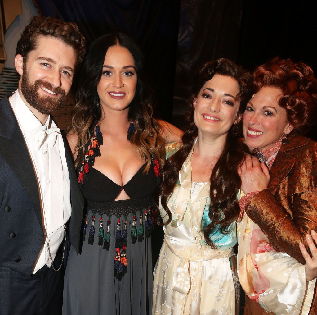 Katy Perry – 'Finding Neverland' on Broadway in NY