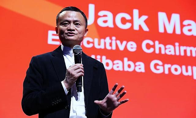 Jack Ma, fundador y dueño de Alibaba