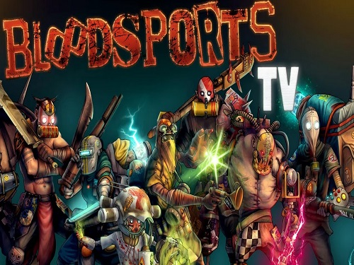 Bloodsports TV Game Free Download