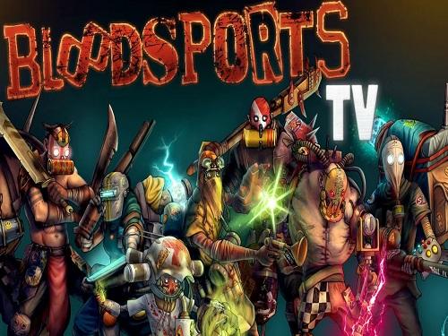 Bloodsports TV Game Free Download