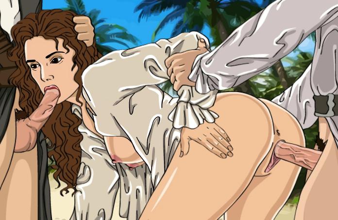 Pirates porn full