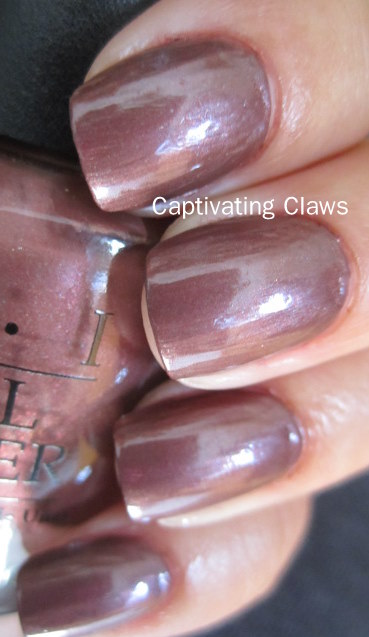 Captivating Claws Opi Route Beer Float My All Time Fave