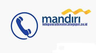 Call Center Customer Service Bank Mandiri