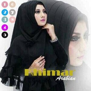 Jual Khimar Arabian