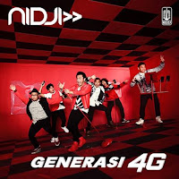 Lirik Lagu Nidji Generasi 4G